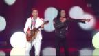 Video «Costa und Lucas Cordalis mit «Anita»» abspielen