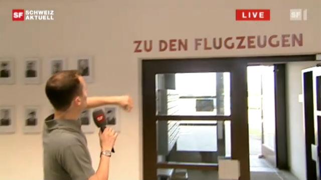 Flugplatz Dübendorf: Die Wiege der Schweizer Luftfahrt