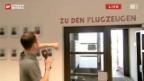 Video «Flugplatz Dübendorf: Die Wiege der Schweizer Luftfahrt» abspielen