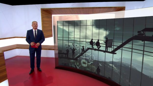 Video «Schattenbanken | Schweizer Helikopter | Kosmetik» abspielen