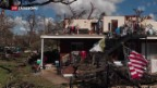 Video «Schäden von Hurricane «Michael» verheerend» abspielen