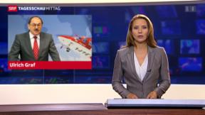 Video «Rega-Präsident kürzt eigenen Lohn» abspielen