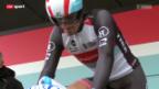 Video «Rad: Belgien-Rundfahrt, Zeitfahren mit Fabian Cancellara» abspielen