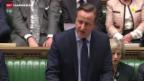 Video «Camerons Schicksalstag» abspielen