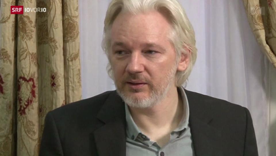 Assange will Botschaft verlassen