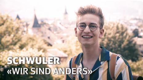 Video «Schwuler: «Wir werden nach wie vor anders behandelt»» abspielen