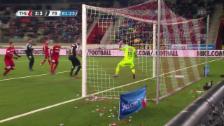 Video «Thuns Grosschancen in der Schlussphase gegen YB» abspielen