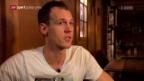 Video «Andreas Küttels Rolle im Team von Simon Ammann» abspielen
