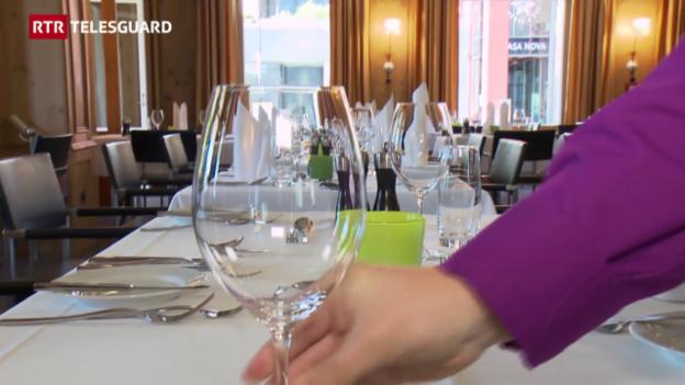 Laschar ir video «Parter collavuraturs – in project da hoteliers grischuns e tessinais»