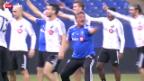 Video «Fussball: Trainer Marco Schällibaum in Montréal» abspielen