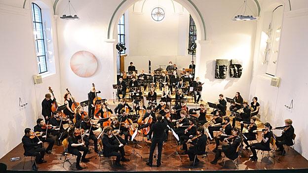 60 Jahre Künsterhaus: Geschäftsführer Michael Schneider im Gespräch (Claudia Rey, 03.04.2013)