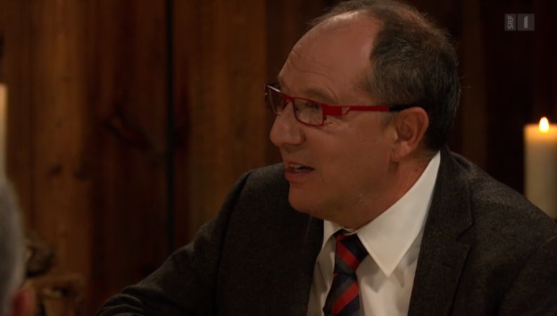Video «Beni Thurnheer über seine Trennung» abspielen