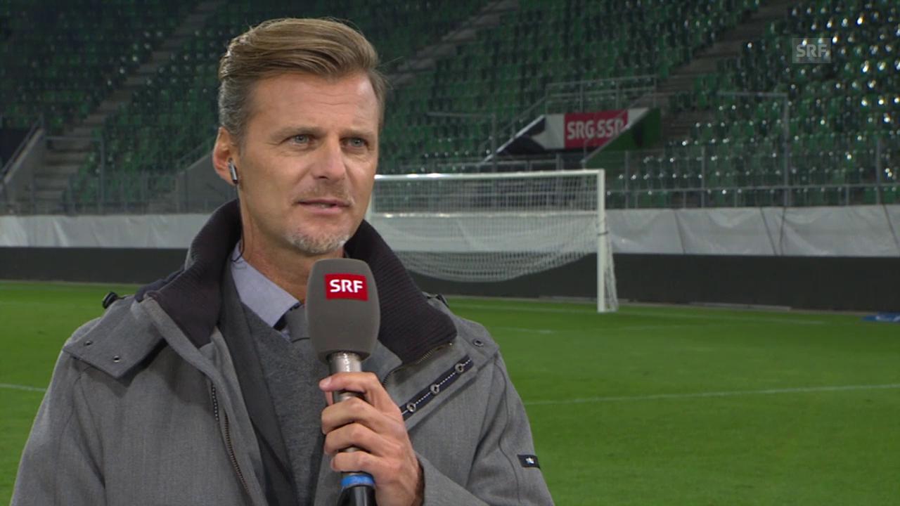 Fussball: SRF-Experten zur EURO-Quali