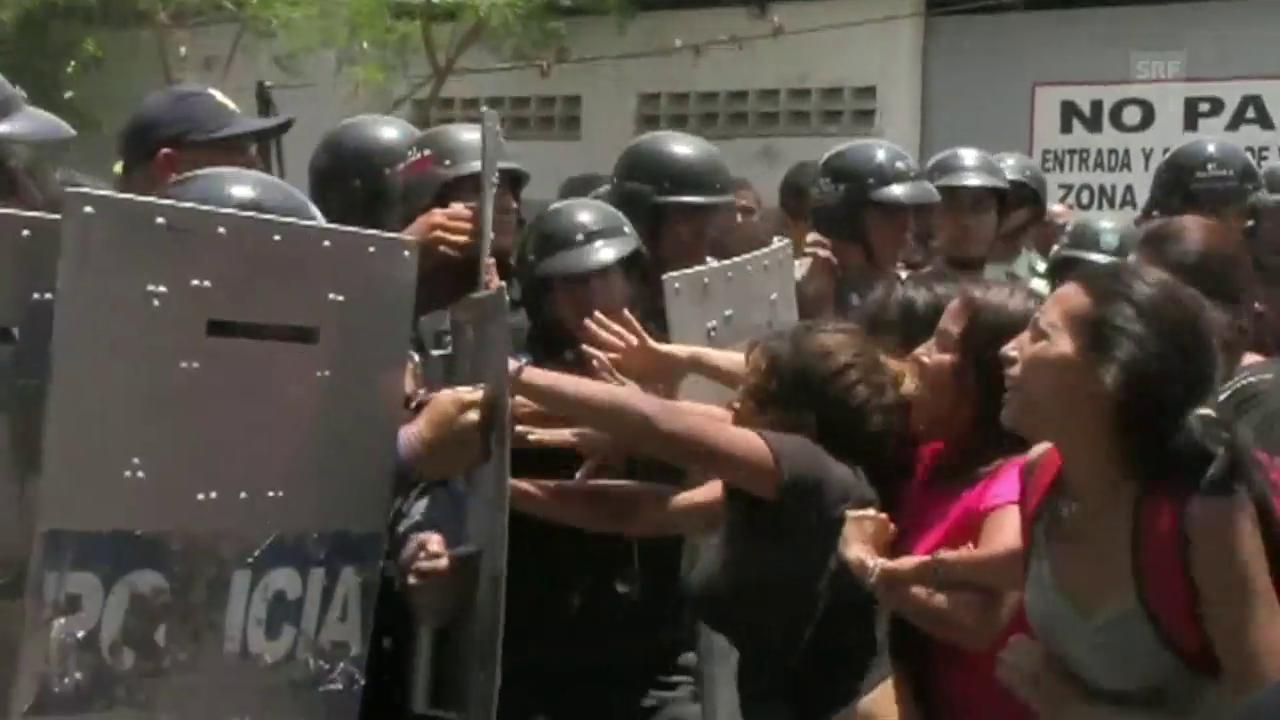 Venezuela: 68 Häftlinge sterben bei Gefängnisaufstand - was war passiert?