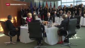 Video «Obamas Abschiedstreffen » abspielen