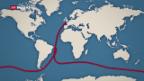 Video «Segel-Rekord: In 49 Tagen um die Welt» abspielen