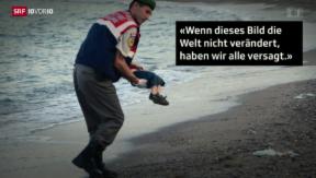 Video «Flüchtlinge: Krise in Ungarn» abspielen