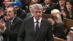 Video ««Wir Kanadier lassen uns nicht einschüchtern»» abspielen