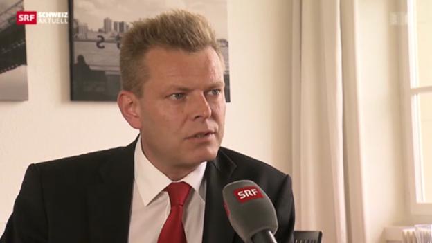 Video «Berner Polizeidirektor hat genug von Fanmärschen» abspielen
