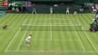 Video «Tennis: Djokovic - Mayer» abspielen