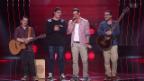 Video «Loco Escrito & Band» abspielen