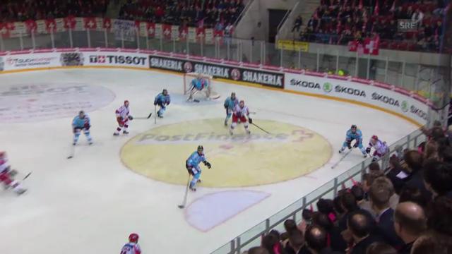 Testspiel: Schweiz - Russland («sportaktuell»)