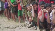 Link öffnet eine Lightbox. Video «Es braucht weltweiten Einsatz für Menschenrechte» abspielen