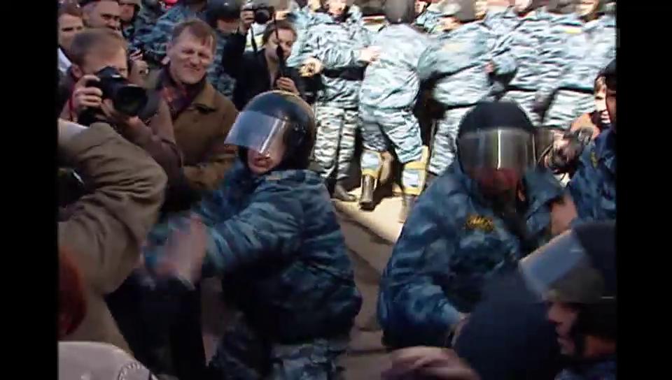 Eigenwilliges Demokratieverständnis – SRF 10vor10, 16.4.2007