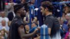 Video «Tiafoe wird zum Basel-Start Federer fordern» abspielen