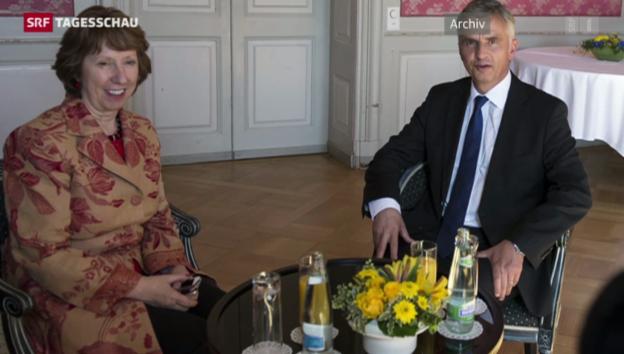 Video «EU will nicht verhandeln» abspielen