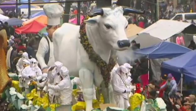 Video «Mardi Gras in New Orleans» abspielen