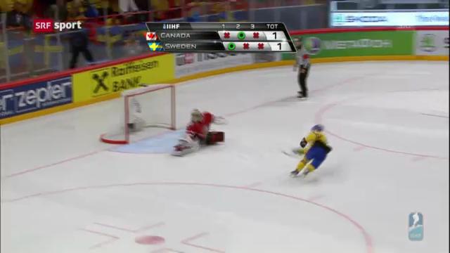 Die Viertelfinals von Schweden und Finnland