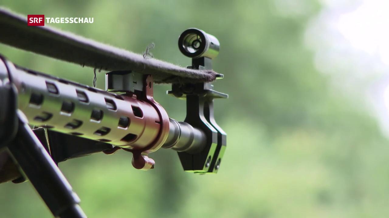Bundesrat sucht bei Waffenrecht Kompromiss