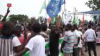 Video «Frustrierte Wähler im Kongo» abspielen
