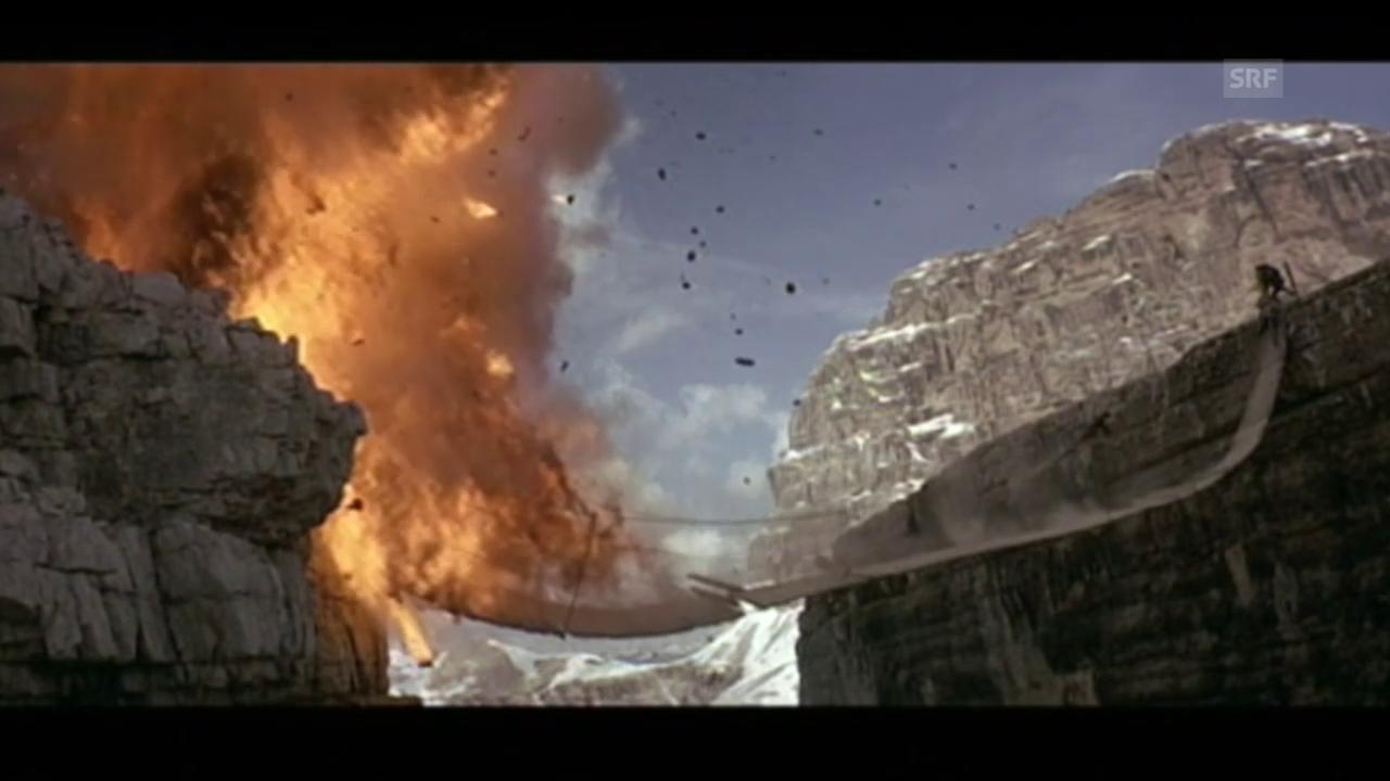 Bergsteiger-Filme: die grössten Abstürze