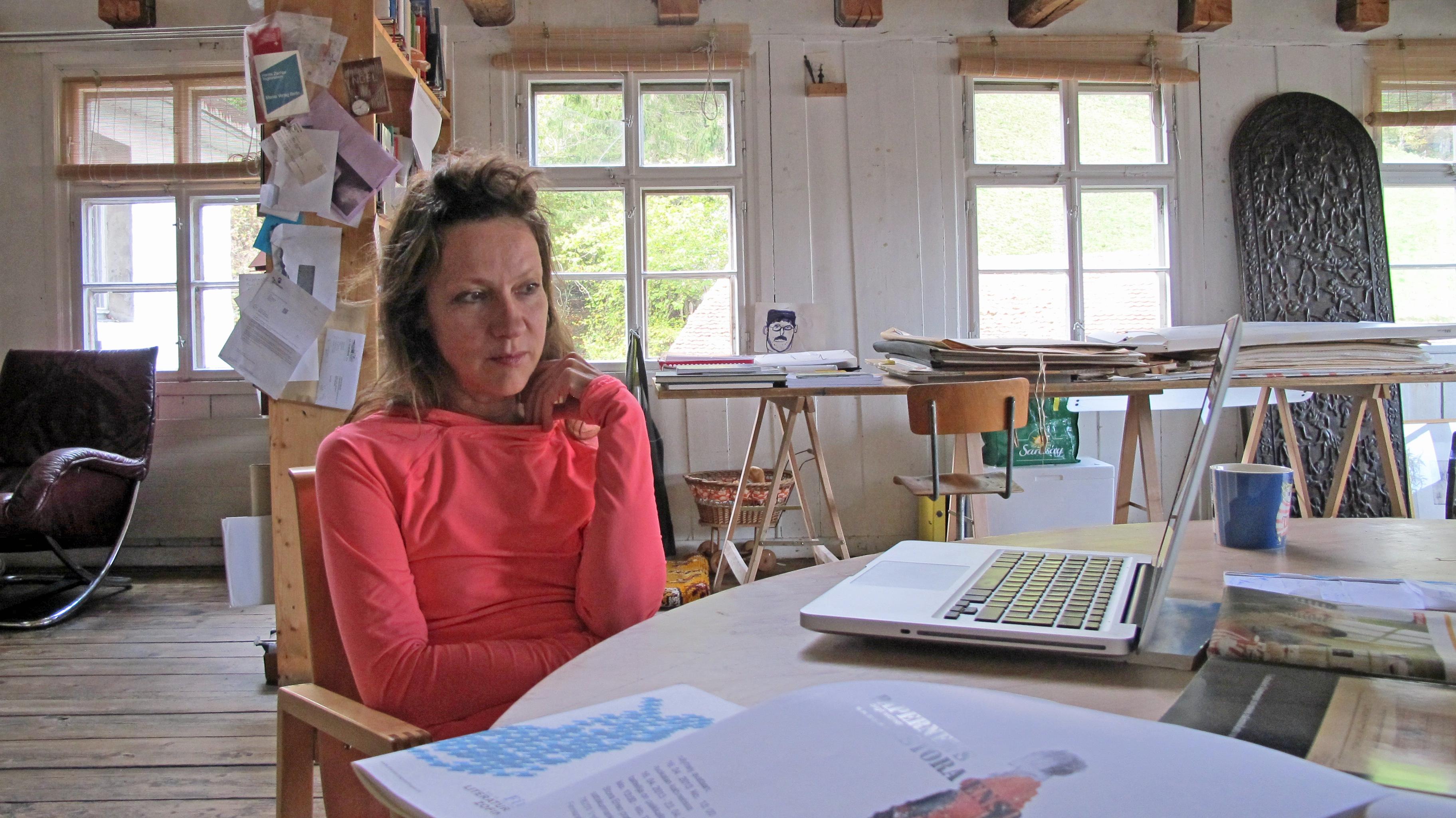 Birgit Widmer (15.10.2014)