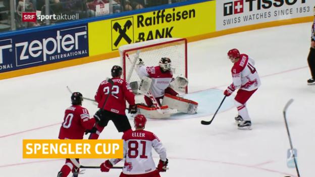 Video «Nati lanciert den Spengler Cup» abspielen