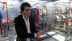 Video «Fussball: Mathias Delgados ist zurück beim FC Basel» abspielen