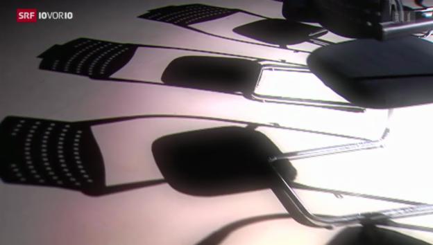 Video «10vor10 vom 06.11.2013» abspielen
