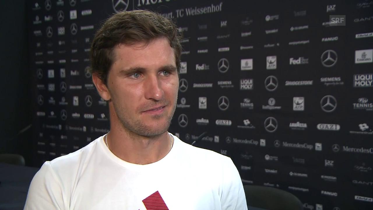 Zverev: «Freue mich riesig aufs Spiel gegen Roger»