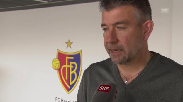 Video «Was weiss Urs Fischer schon über den FC Sevilla?» abspielen