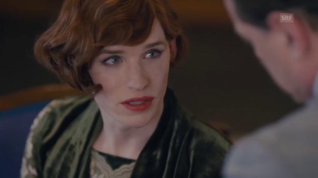 Video «Trailer zu «The Danish Girl»» abspielen