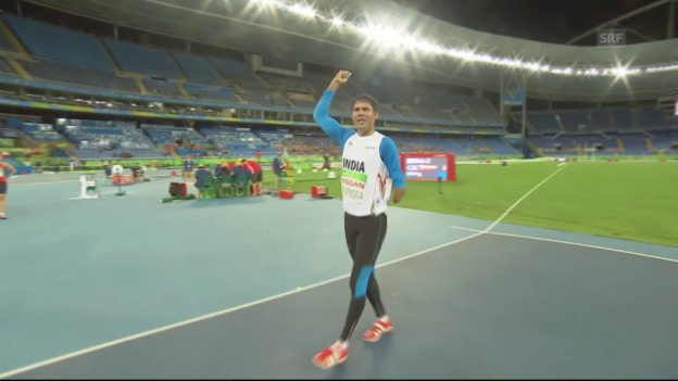 Video «Paralympics: Die Highlights des 6. Tages» abspielen