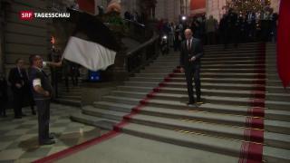Video «Alain Berset neuer Bundespräsident» abspielen