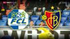Video «Fussball: Vorschau auf Luzern - Basel» abspielen