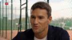 Video «Chiudinellis Abschied an den Swiss Indoors» abspielen