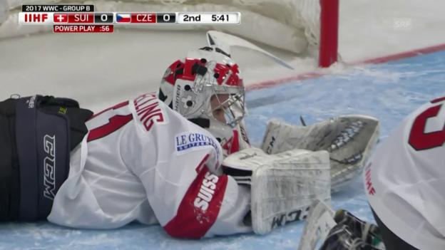 Video «Schelling patzt – Tschechien trifft» abspielen
