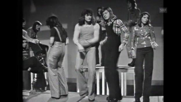 Video «Neue Mode (aus «Bitte ausschalten!», 24.2.1973)» abspielen