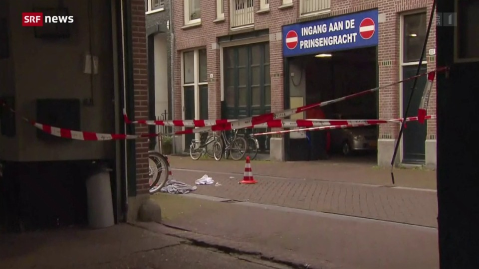 Mordanschlag auf Kriminal-Reporter Peter de Vries