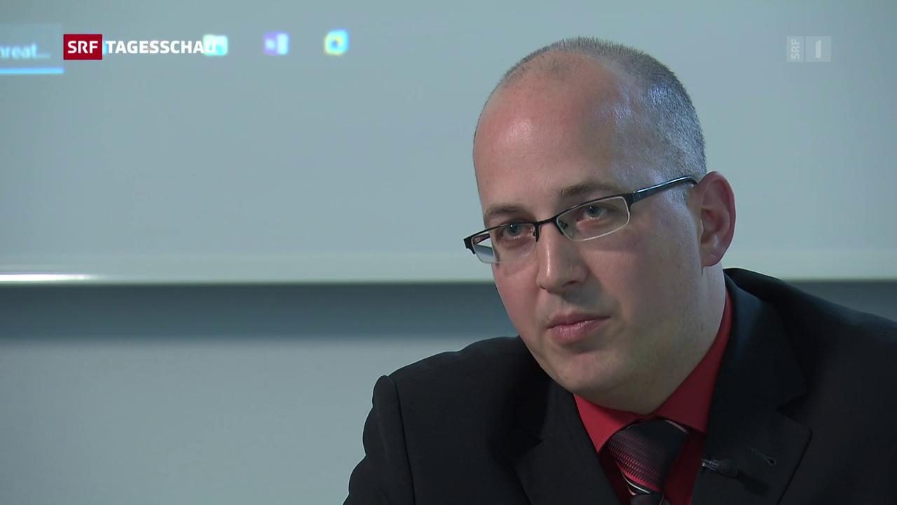 IT-Experte erklärt Ausmass von Cyberangriff